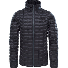 The North Face ThermoBall Full Zip Jacket Herr asphalt grey/fusebox grey